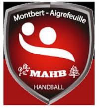 logo mahb handball monbert
